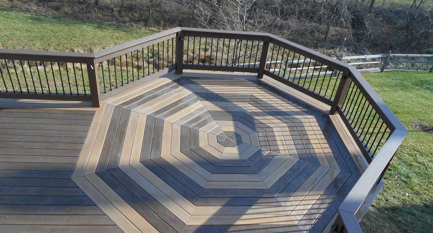 timbertech deck. decks. outdoor living, vinyl deck railing, composite decks