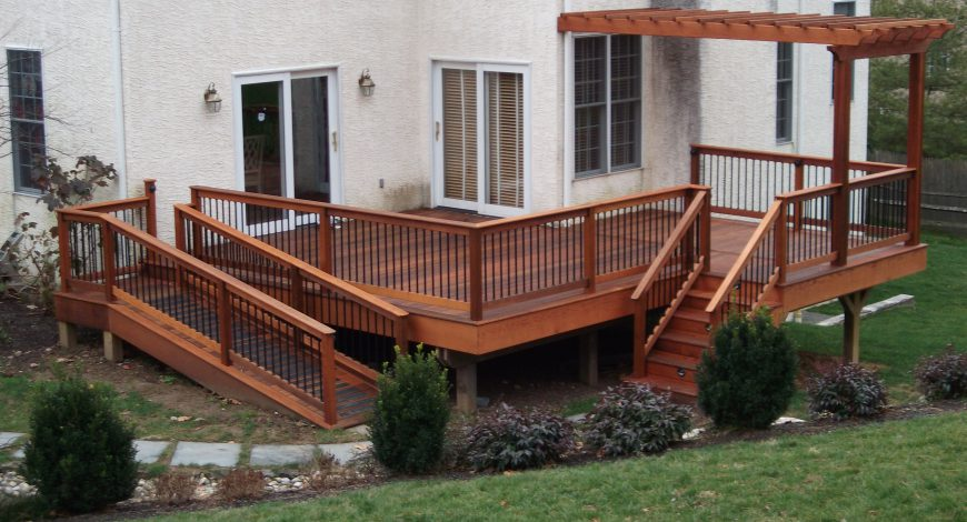 cedar wood pergola, cedar wood deck. wood decks, decks,