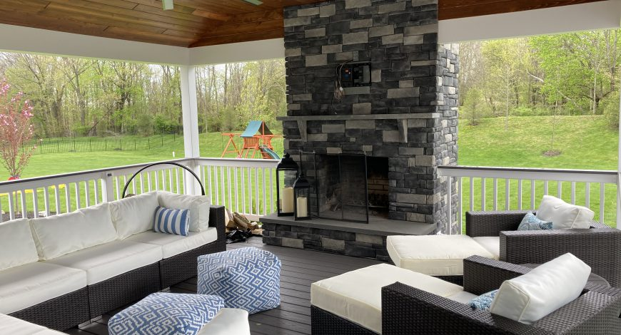 covered deck, decks, deck, deck with roof, porch, outdoor living, deck ideas